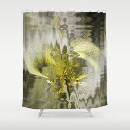 The Trinity Shower Curtain