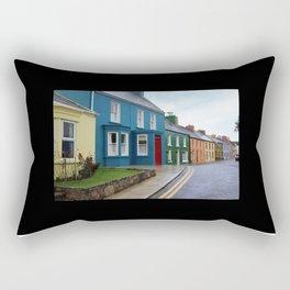 colorful peace Rectangular Pillow