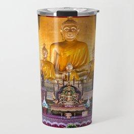 Wat Sri Suphan Phra Wihan, Chiang Mai, Thailand Travel Mug