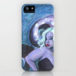 Sea Witch iPhone Case
