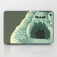 castle iPad Cases featuring castle by neicosta