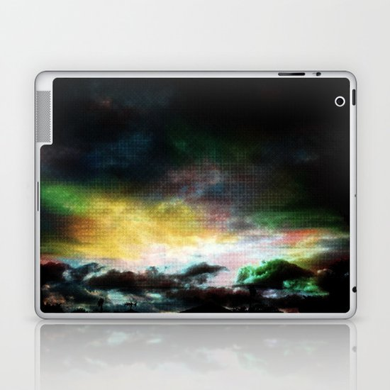 Where We Belong Laptop & iPad Skin