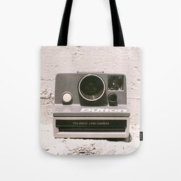 The Button, 1981 Tote Bag