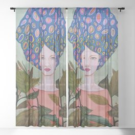 claire Sheer Curtain
