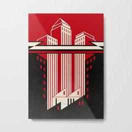 Wolfenstein Metal Print