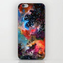 Nadezhda Nebula iPhone Skin