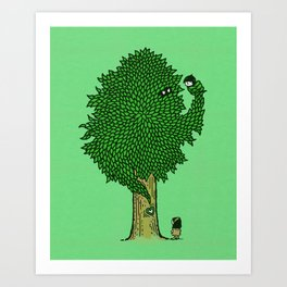 What the Bark is THAT!? Art Print
