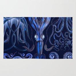 Haeckel Octopi Rug