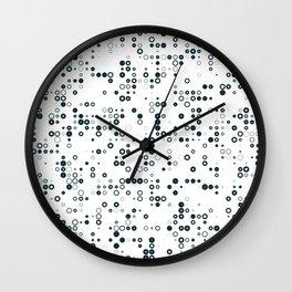 #128 binary Wall Clock