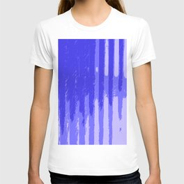 Sink Splatter (Blue Blue) T-shirt