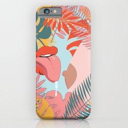 The Secret Fruit iPhone Case