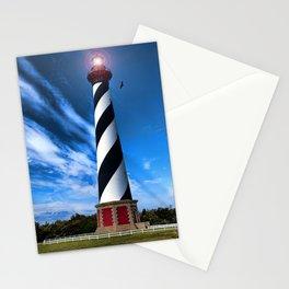 Cape Hatteras Light Stationery Cards