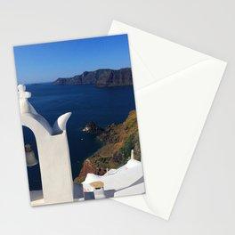 Oia, Greece (photo) Stationery Cards