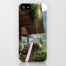Lauterbrunnen iPhone Case