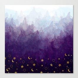 A Sea of Stars Canvas Print