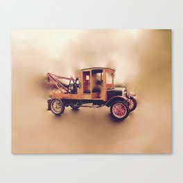 Vintage Model T Wrecker Canvas Print