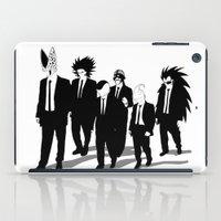reservoir dogs iPad Cases featuring Reservoir Enemies by ddjvigo