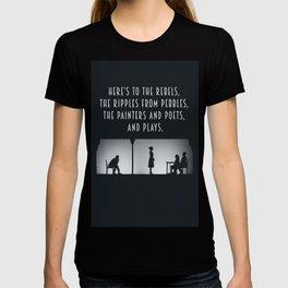 La la land Audition T-shirt