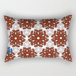 Lobsters Rectangular Pillow