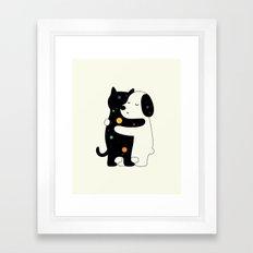 Universal Language Framed Art Print