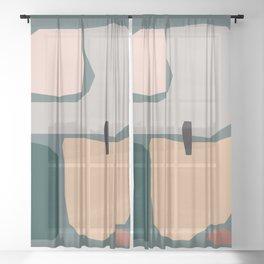 // Shape study #20 Sheer Curtain