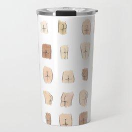 Lotsa Butts! Travel Mug