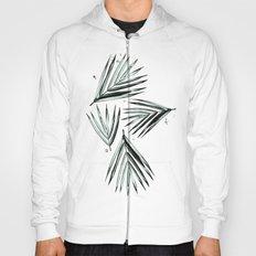 Palm Leaves Pattern #2 Hoody