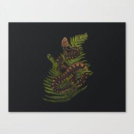 Vipera berus | Common European viper Canvas Print