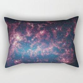 Large Magellanic Cloud Rectangular Pillow
