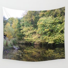 Water of Leith Edinburgh 2 Wall Tapestry