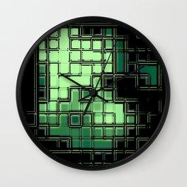 Sharpness Wall Clock