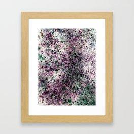 Abstract Artwork Colourful #8 Framed Art Print