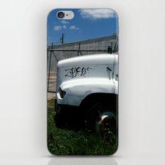a.b.n. iPhone & iPod Skin