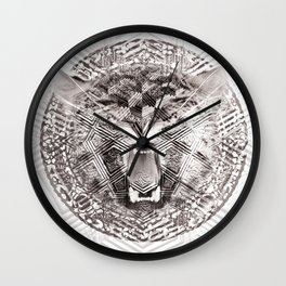 Woodtigg Wall Clock