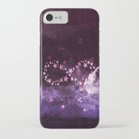 infinity iPhone & iPod Cases featuring INFINITY by Monika Strigel®