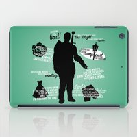 dragon age iPad Cases featuring Dragon Age - Alistair by firlachiel