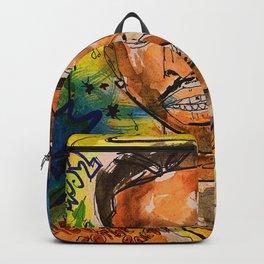 rip pop smoke,rapper,rap,music,lyrics,poster,dope,room,fan art,artwork,shirt,painting,memorabila Backpack