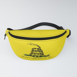 Gadsden Don't Tread On Me Flag Fanny Pack