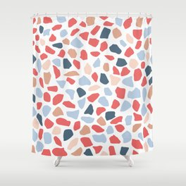 Terrazzo AFE_T2019_S17_1 Shower Curtain