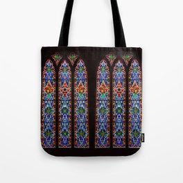 Mary's Mountain Windows Tote Bag