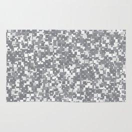 Sharkskin Pixels Rug