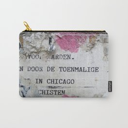Urban poetry Carry-All Pouch