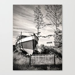 The Other American Dream Canvas Print