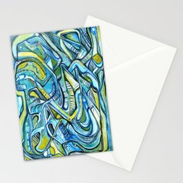 Transcending Mutations - 3 Stationery Cards