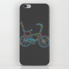 Aztec Bicycle iPhone & iPod Skin