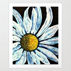 Giant Daisy Art Print