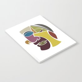 The Face Notebook