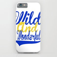 Wild and Wonderful WV iPhone 6s Slim Case