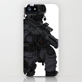 Israeli IDF Commando Operator iPhone Case