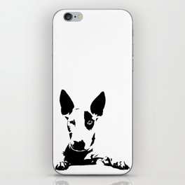 BULL TERRIER GIFTS iPhone Skin